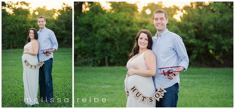 central arkansas maternity photography