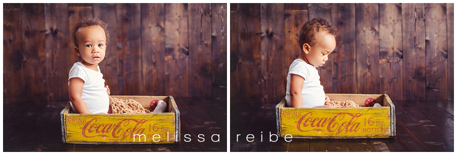 central arkansas baby photographer