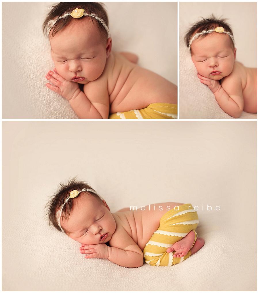 little rock arkansas newborn photography