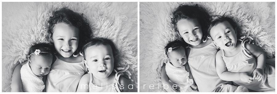 little rock arkansas newborn photography
