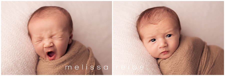 Central Arkansas Newborn Photographer