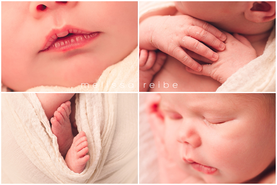 3 Arkansas Newborn Photographer