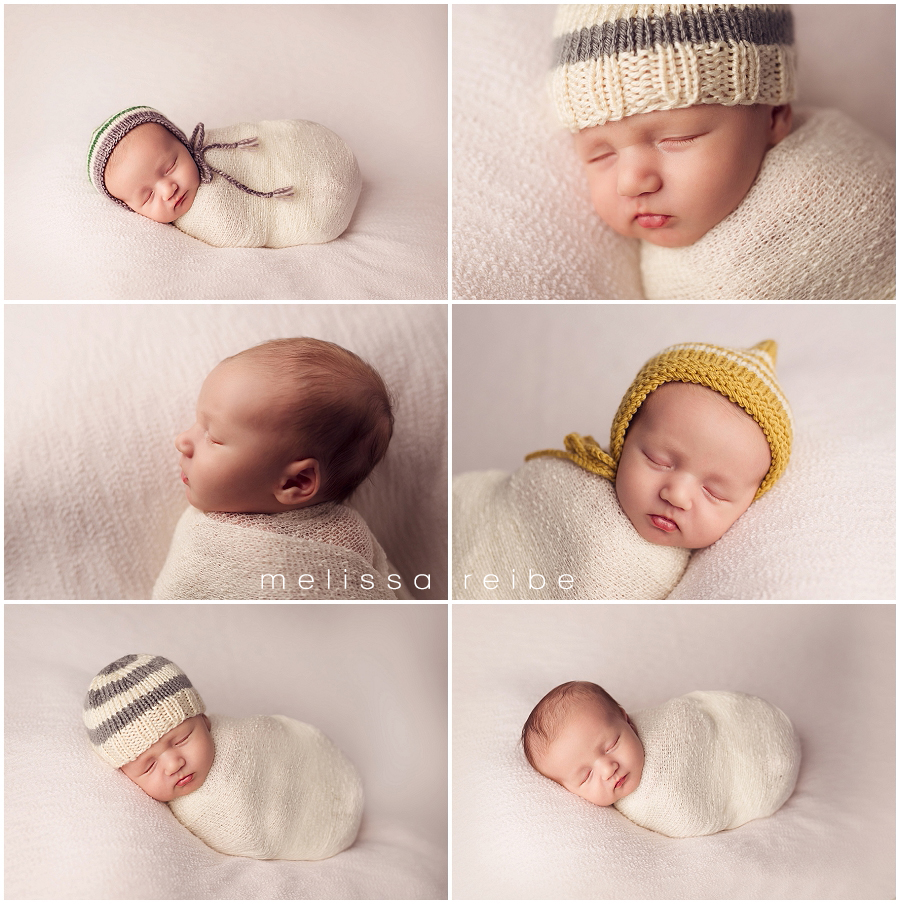 4 week old portraits