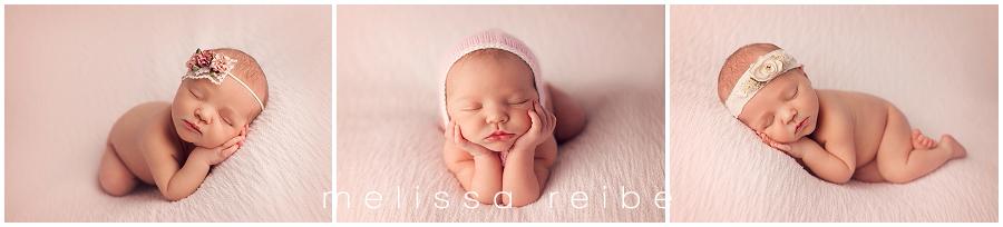 Little rock newborn photographer