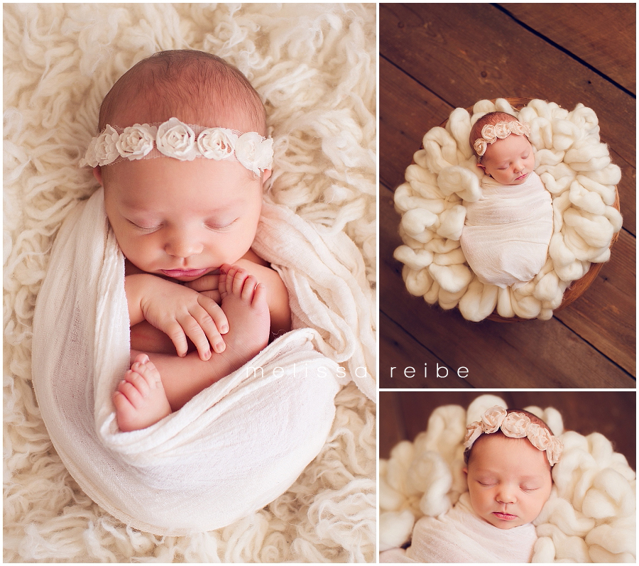 Rustic Newborn Session