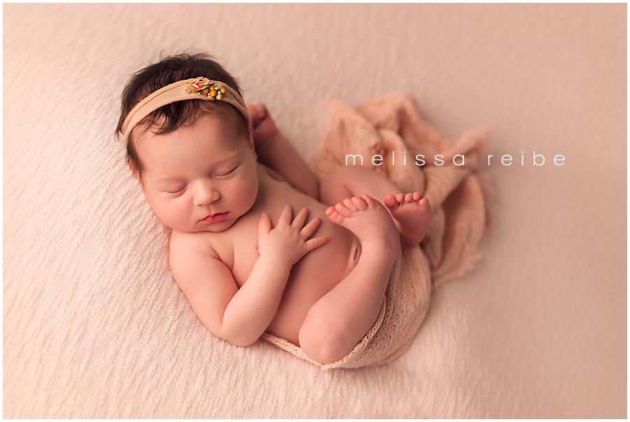 Little Rock Newborn