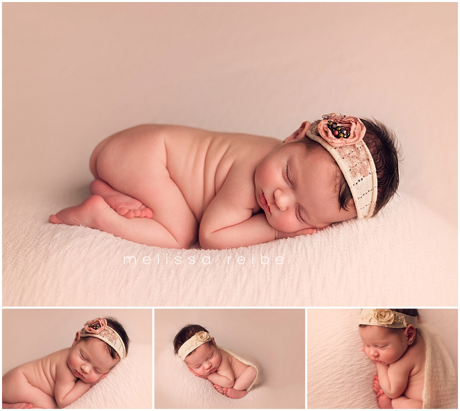 Little Rock AR Newborn Photographer