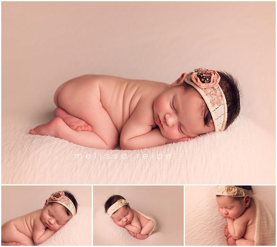 Little Rock AR Newborn Photographer