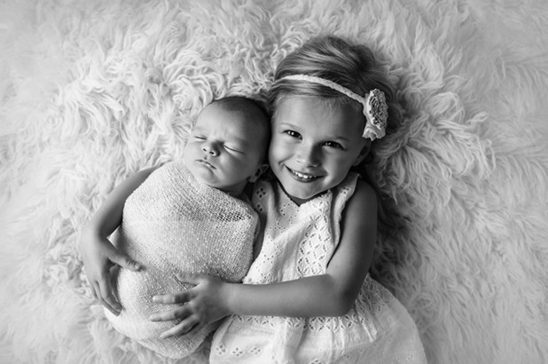 Little Rock Arkansas Newborn Photographer