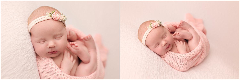 central ar baby photographer