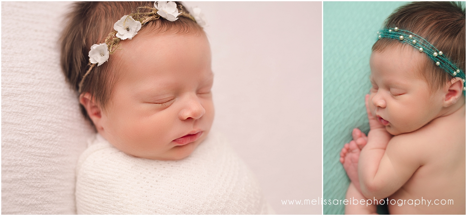 little rock newborn baby photography