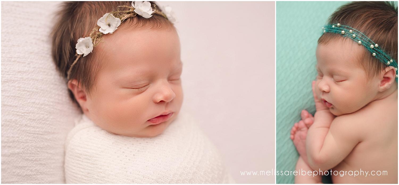 little rock newborn baby photography