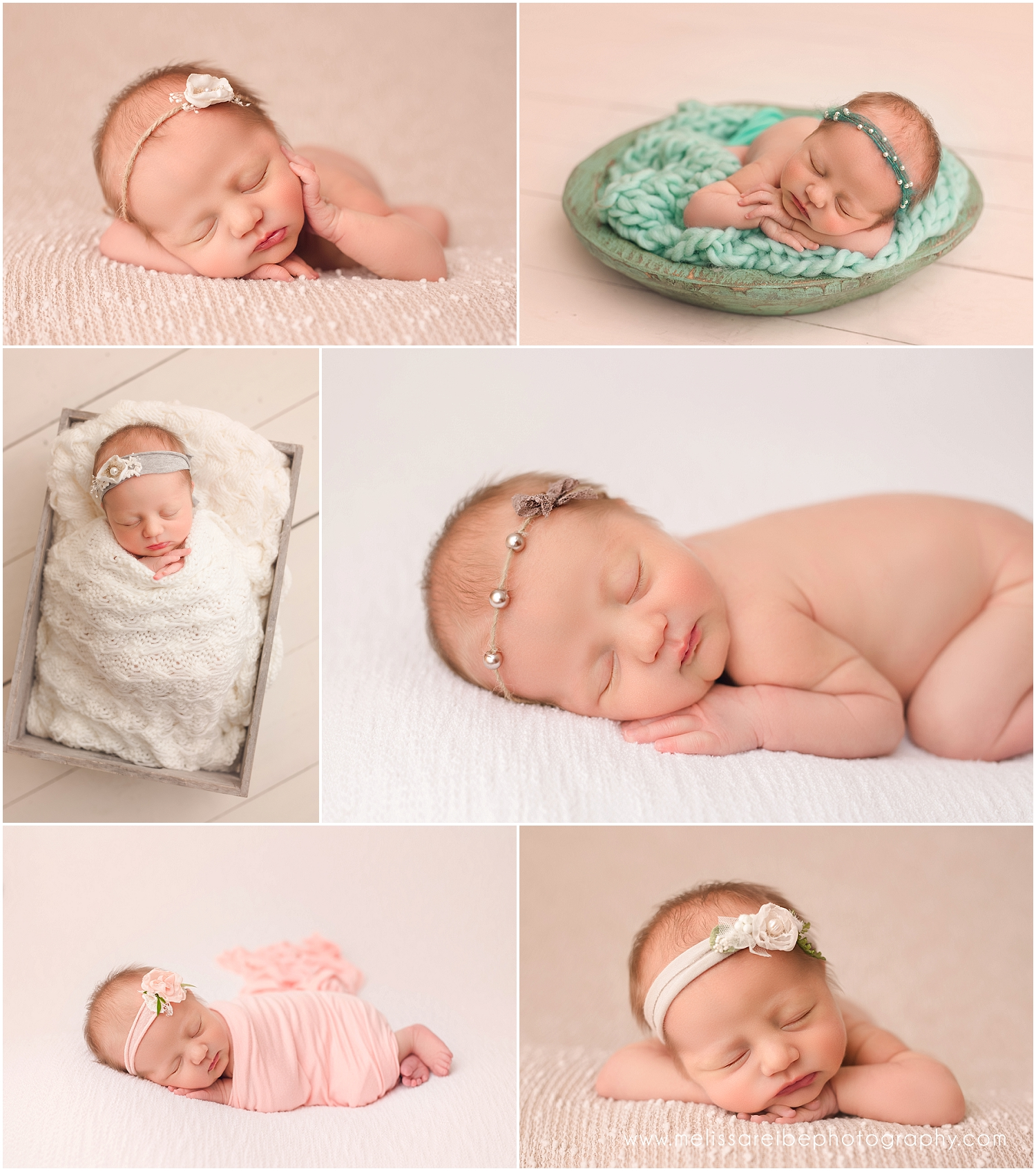 newborn baby photographer central arkansas